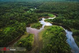 پاورپوینت لاتین اتصال یا تلاقی رودخانه ها River Confluences